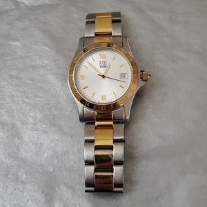 SALE ESQ Swiss Movado Quartz time piece